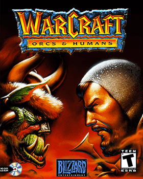 Warcraft 1 Box